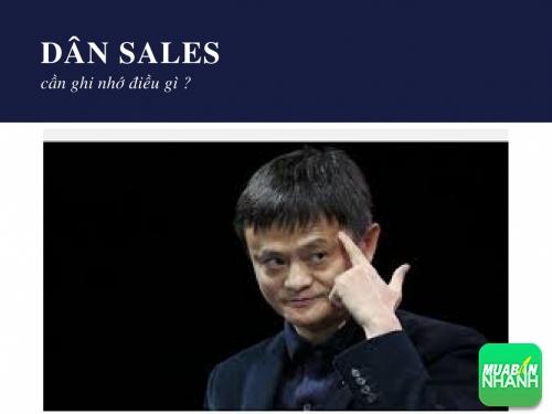 """Dân sales mà bỏ quên nguyên tắc """"cốt tử"""" này thì đừng mong bán được hàng, 78149, Huyền Nguyễn, Blog MuaBanNhanh, 28/12/2017 12:20:38"""