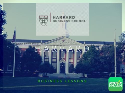 Những bài học kinh doanh đắt giá từ Harvard, 78129, Huyền Nguyễn, , 28/12/2017 12:20:21