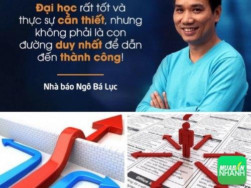 Doanh nhân – Không nhất thiết phải có bằng đại học mới thành công, 78117, Huyền Nguyễn, Blog MuaBanNhanh, 28/12/2017 12:20:12