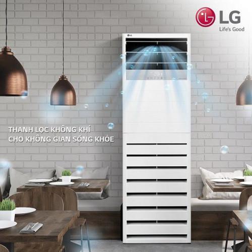 Mua máy lạnh tủ đứng LG Inverter ở đâu rẻ?, 81942, Nguyen Thi Thu, Blog MuaBanNhanh, 11/06/2018 15:38:31