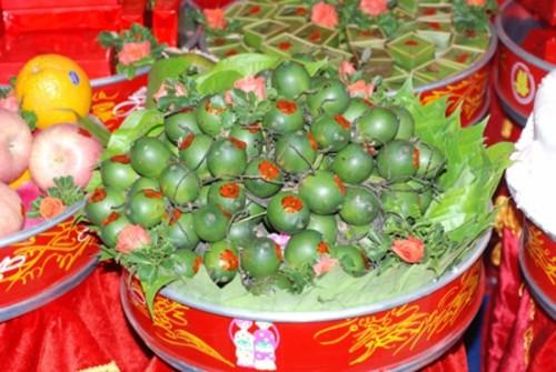 Lễ chạm ngõ trong tục cưới hỏi của người Việt, 32918, Bich Van, Blog MuaBanNhanh, 13/04/2015 11:08:35