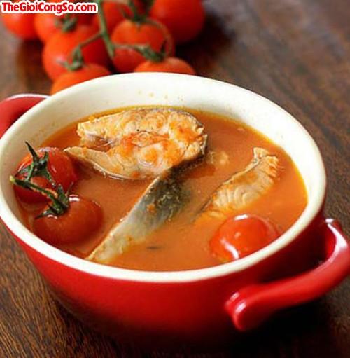 Canh cá kiểu Thái hấp dẫn, 32960, Bich Van, Blog MuaBanNhanh, 13/04/2015 11:30:02
