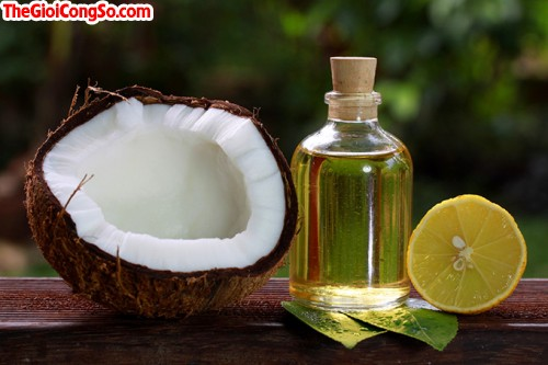 Trị gàu bằng dầu dừa pha nước cốt chanh, 33034, Bich Van, , 16/04/2015 16:38:52