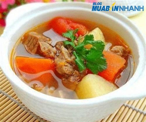 Cách làm món sườn heo hầm khoai tây cà rốt, 33507, Bich Van, Blog MuaBanNhanh, 11/04/2015 16:29:43