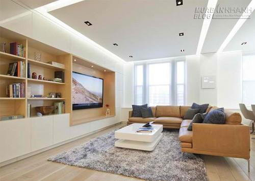 Hướng dẫn cách bố trí TV siêu mỏng trong không gian phòng khách, 35700, Hồng Khanh, Blog MuaBanNhanh, 23/04/2015 13:14:18