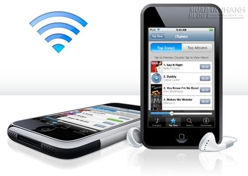 Làm gì khi iPod không kết nối Wi-Fi?, 35716, Hồng Khanh, Blog MuaBanNhanh, 23/04/2015 13:34:26