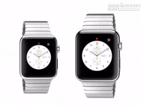 9 vấn đề lớn Apple đã phải giải quyết để tạo ra Apple Watch, 35827, Minh Trí, Blog MuaBanNhanh, 23/04/2015 15:58:12