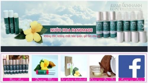 Bí quyết kiếm tiền triệu khi kinh doanh mỹ phẩm handmade, 37273, Nguyễn Thu Hương , Blog MuaBanNhanh, 12/05/2015 23:08:39