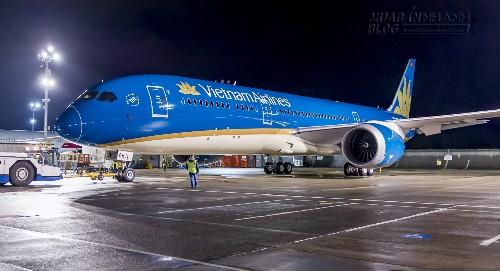 Việt Nam sắp nhận máy bay Boeing 787 đầu tiên, 37552, Minh Trí, Blog MuaBanNhanh, 15/05/2015 17:52:04