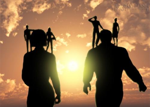 Cách phát triển sự nghiệp nhanh nhất: Đứng trên vai người khổng lồ, 38001, Minh Trí, Blog MuaBanNhanh, 20/05/2015 21:37:37