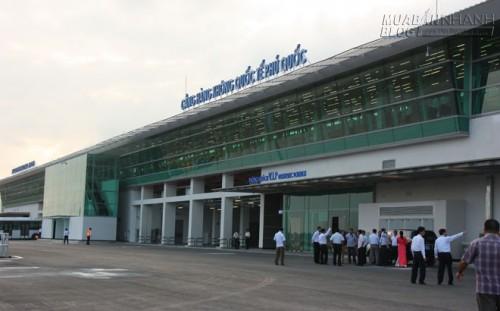 Thủ tướng đồng ý cho thí điểm nhượng quyền sân bay Phú Quốc, 38942, Minh Trí, Blog MuaBanNhanh, 30/05/2015 18:00:14