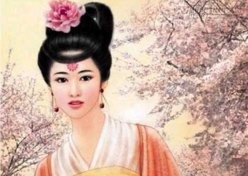 Bí quyết làm đẹp của mỹ nữ chốn thâm cung