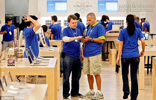 Nhân viên Apple cảm thấy bị đối xử như tội phạm, 40823, Lavender, Blog MuaBanNhanh, 16/06/2015 11:29:32