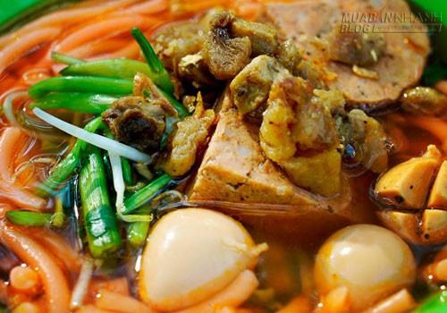 Bún đỏ, món ăn dân dã bên dòng Sêrêpôk, 41012, Nguyên Khang, Blog MuaBanNhanh, 17/06/2015 17:36:26