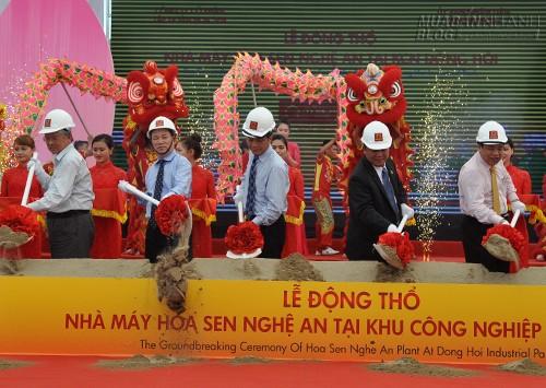 Tập đoàn Hoa Sen xây thêm nhà máy 5.000 tỷ đồng, 41278, Lavender, Blog MuaBanNhanh, 20/06/2015 09:13:20