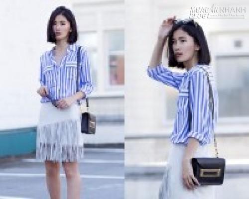 Hè sành điệu với chân váy tua rua, 43282, Nguyên Khang, Blog MuaBanNhanh, 05/07/2015 21:45:40