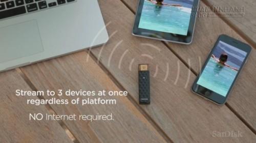 SanDisk tung ra USB phát wifi mà không cần cắm USB, 44454, Lavender, Blog MuaBanNhanh, 17/07/2015 16:05:55
