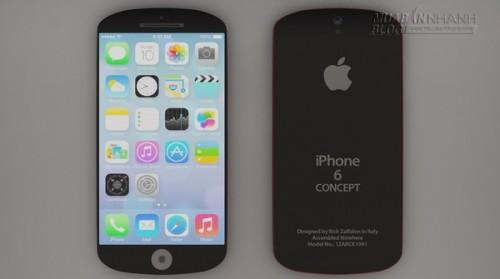 IPhone 6 khác lạ với phong cách thiết kế... tròn, 44566, Lavender, Blog MuaBanNhanh, 19/07/2015 20:10:46
