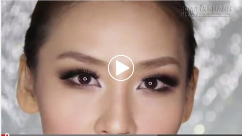 Trang điểm mắt khói cho đôi mắt nhỏ, 45977, Nguyên Khang, Blog MuaBanNhanh, 31/07/2015 03:04:21