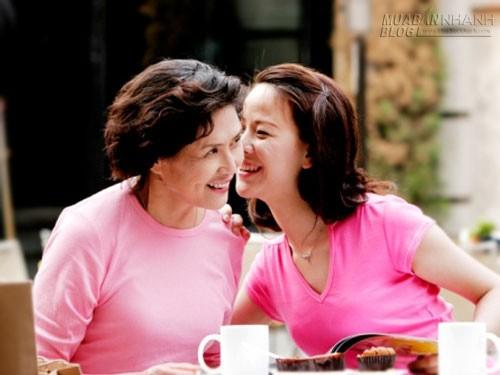 Những điều con dâu không nên nói với mẹ chồng, 47174, Nguyễn Thu Hương , Blog MuaBanNhanh, 10/08/2015 11:13:03