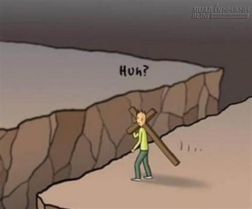 Người bỏ cuộc sẽ không bao giờ thành công
