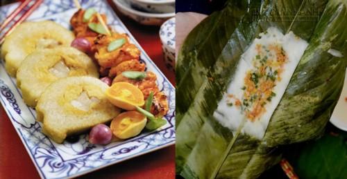 Bộ sưu tập những món bánh nằm trong lá ngon vô đối, 48720, Nguyễn Thu Hương , Blog MuaBanNhanh, 30/03/2020 10:42:12