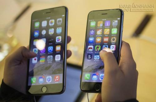 IPhone 6, 6 Plus chính hãng tiếp tục hạ giá cả triệu đồng, 51393, Nguyễn Thu Hương , Blog MuaBanNhanh, 16/09/2015 13:55:15