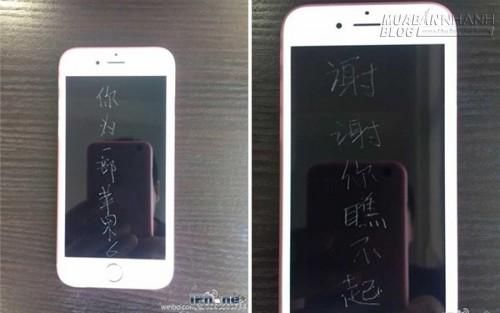 Mua 9 chiếc iPhone 6S để khắc chữ tặng người yêu cũ, 52707, Nguyễn Thu Hương , Blog MuaBanNhanh, 29/09/2015 10:31:23