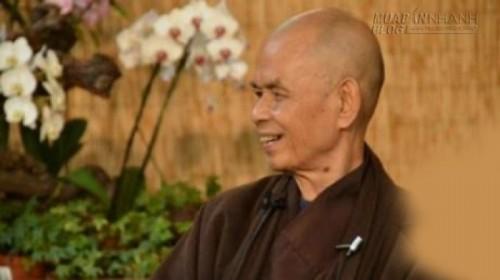 30 câu nói của thiền sư Thích Nhất Hạnh giúp bạn sống hạnh phúc hơn, 54668, Nguyễn Thu Hương , Blog MuaBanNhanh, 21/10/2015 09:46:40