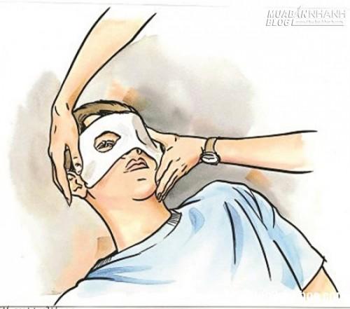 Cách xử lý một số vết thương trên mặt tránh để lại những hậu quả đáng tiếc, 58610, Nguyễn Thu Hương , Blog MuaBanNhanh, 25/11/2015 18:10:22