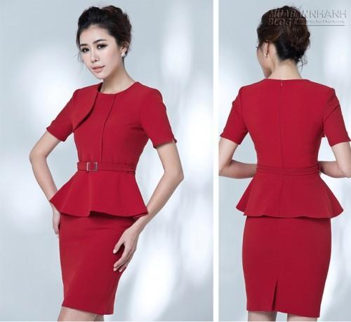 Chọn váy peplum đẹp che bụng béo cho nàng công sở, 58716, Anna Collection 0938959838, Blog MuaBanNhanh, 26/11/2015 13:08:21