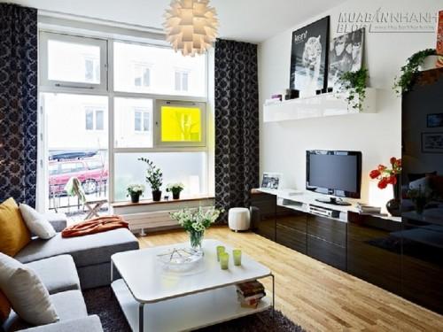 Bí quyết trang trí phòng khách đẹp cho nhà cấp 4, 60207, Sơn Đuổi Muỗi Antimos 0909996842, Blog MuaBanNhanh, 16/12/2015 16:10:11