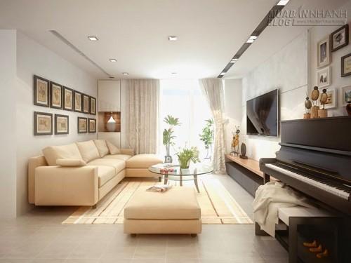 Thiết kế nội thất phòng khách đẹp, 60581, Sơn Đuổi Muỗi Antimos 0909996842, Blog MuaBanNhanh, 16/12/2015 16:07:24