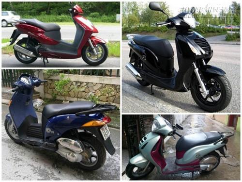 Xe tay ga Honda, 60679, Mua Bán Xe Máy Cũ Mới, Blog MuaBanNhanh, 16/12/2015 15:31:49