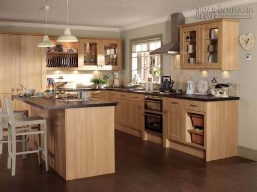 Mẫu nhà bếp đẹp cho nhà ống, 60770, Sơn Đuổi Muỗi Antimos 0909996842, Blog MuaBanNhanh, 17/12/2015 11:55:29