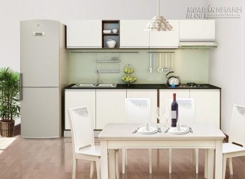 Thiết kế nhà bếp nhỏ đẹp, 60921, Nhà Đẹp, Blog MuaBanNhanh, 18/12/2015 14:29:03
