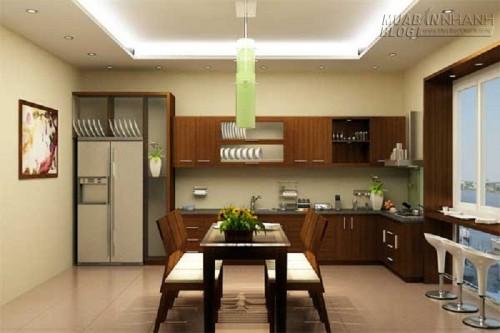 Tư vấn thiết kế nhà bếp đẹp, 60927, Nhà Đẹp, Blog MuaBanNhanh, 18/12/2015 15:03:04