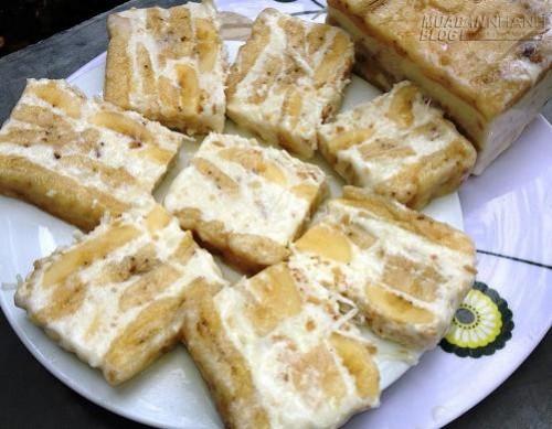 Cách làm kem chuối tại nhà, 60941, Ẩm Thực Thực Phẩm, Blog MuaBanNhanh, 18/12/2015 16:55:11