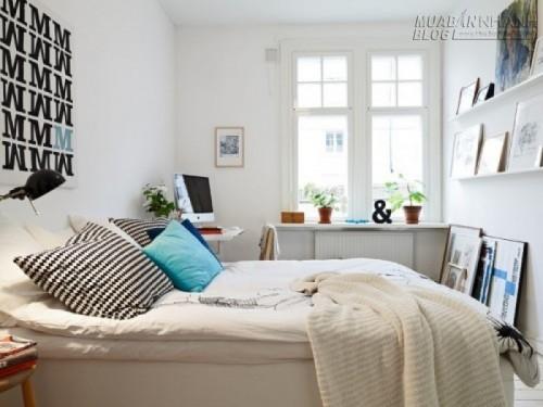 Không gian phòng ngủ đẹp, 61140, Nhà Đẹp, Blog MuaBanNhanh, 21/12/2015 11:45:42
