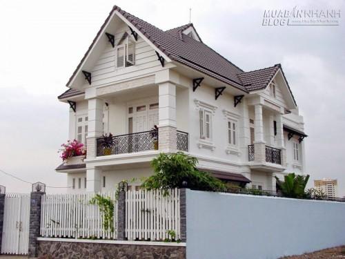 Nhà mái Thái đẹp, 61401, Nhà Đẹp, Blog MuaBanNhanh, 23/12/2015 16:31:56