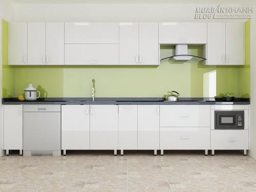 Mẫu nhà bếp đẹp với tủ bếp inox, 61480, Nhà Đẹp, Blog MuaBanNhanh, 24/12/2015 13:56:55