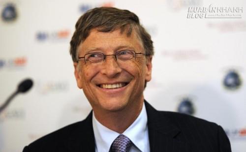 5 bài học giá trị cuộc sống của Bill Gates, 62225, Lavender, Blog MuaBanNhanh, 02/01/2016 10:45:18