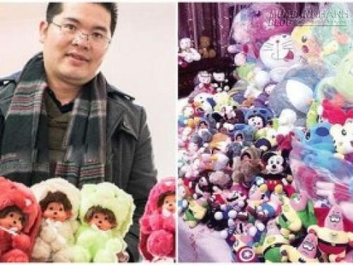 Nửa năm gắp trúng 3000 thú bông, chàng trai trở thành kẻ thù của nhiều cửa hàng, 65850, Nguyễn Thu Hương , Blog MuaBanNhanh, 23/02/2016 15:35:52