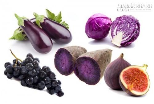 Muốn giảm cân hiệu quả hãy tìm hiểu ý nghĩa các loại rau quả qua màu sắc, 66776, Nguyễn Thu Hương , Blog MuaBanNhanh, 08/03/2016 10:27:28