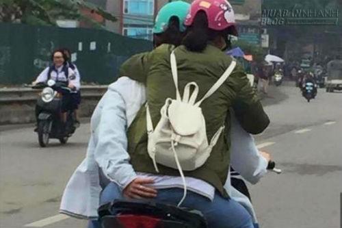 Phản cảm cặp đôi thể hiện tình yêu thái quá trên đường, 67711, Nguyễn Thu Hương , Blog MuaBanNhanh, 21/03/2016 17:51:27