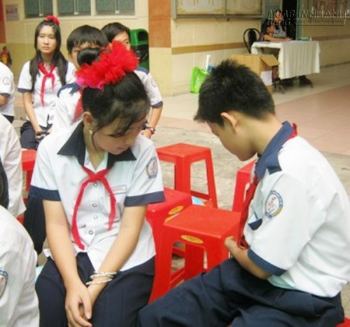 Trong khi mình 25 tuổi vẫn ế, thì các bé học sinh tiểu học đã biết từ chối bạn trai rồi!, 69652, Nguyễn Thu Hương , Blog MuaBanNhanh, 19/04/2016 15:54:03