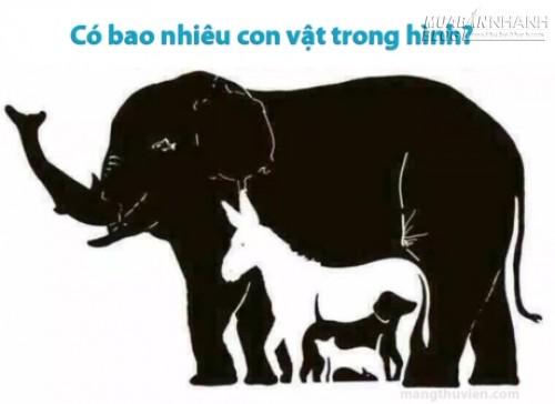 Có bao nhiêu con vật trong hình?, 70916, Nguyễn Thu Hương , , 08/05/2016 14:04:46