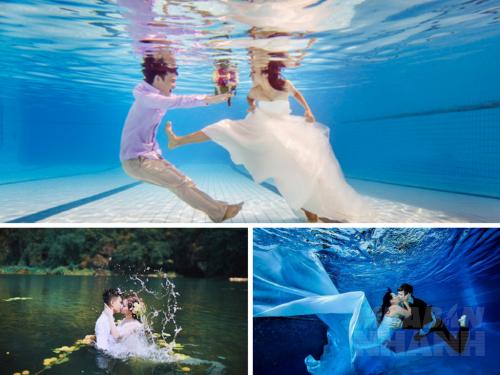 Bạn muốn thử phong cách mới - chụp ảnh cưới dưới nước?, 72634, Phương Thảo, Blog MuaBanNhanh, 31/10/2016 15:25:07