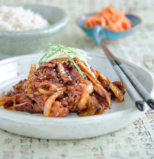 Thực đơn tăng chiều cao hấp dẫn với món thịt heo xào cay đậm vị Hàn Quốc, 73745, Lavender, Blog MuaBanNhanh, 01/03/2017 10:15:02