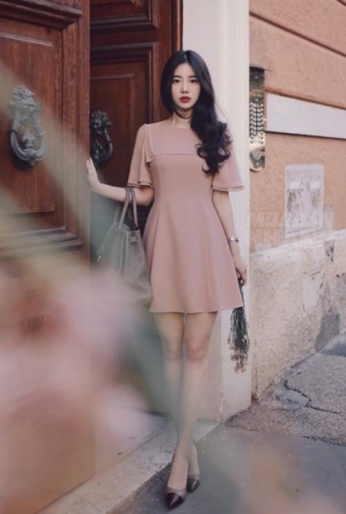 Đầu tuần xuống phố với những mẫu váy hè xinh xắn, đẹp miễn chê